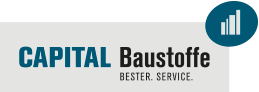 CAPITAL Baustoffe Logo