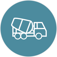 Transport-Beton