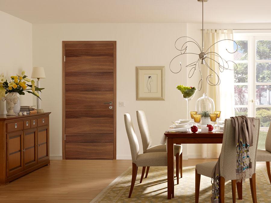 Wohnrauminnentuer Grauthoff Holz